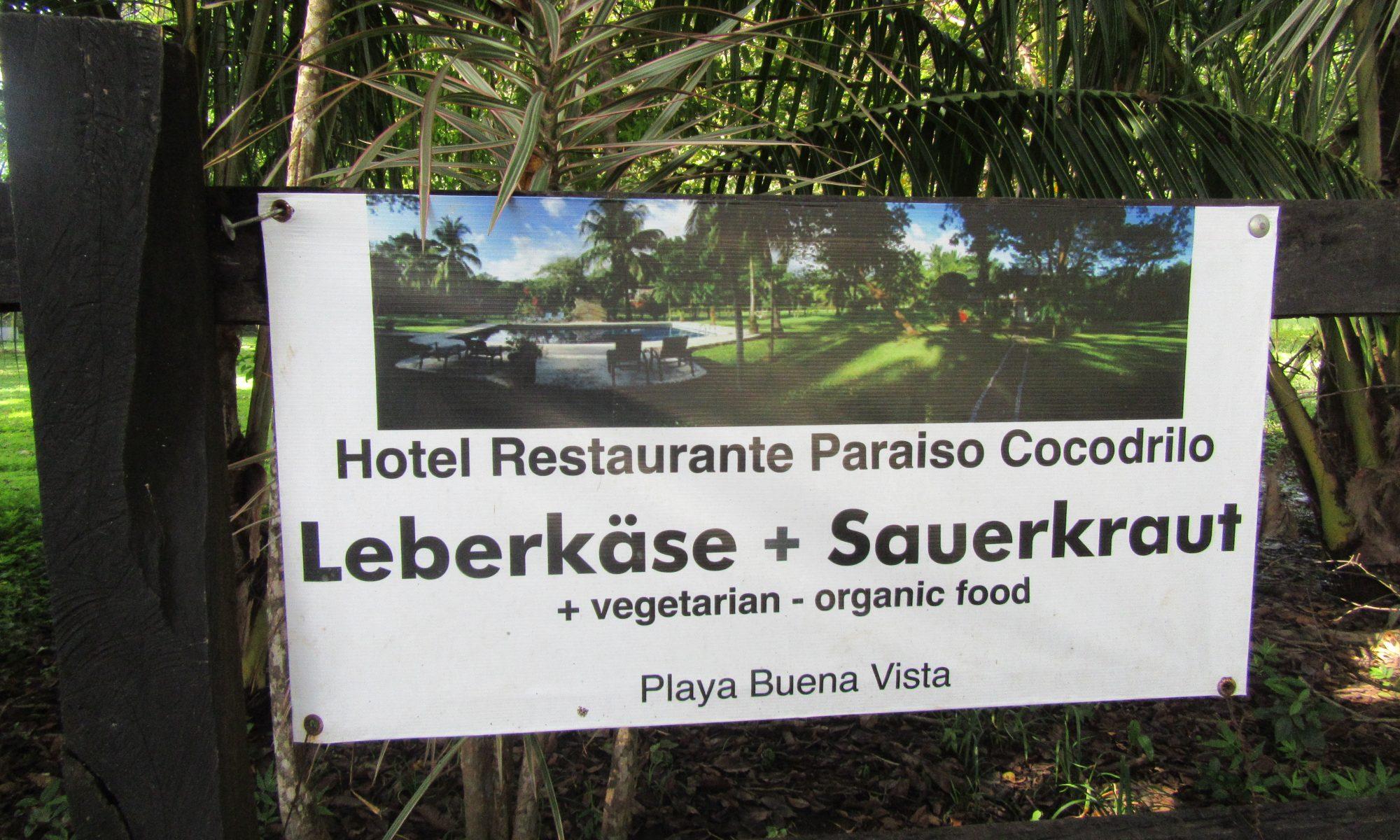 deutsche Gerichte in Costa Rica