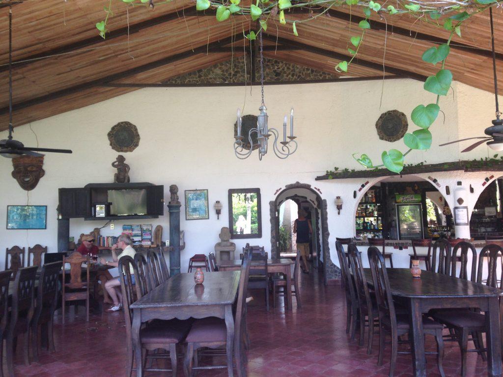 Restaurant Costa Rica Hote, Sámara