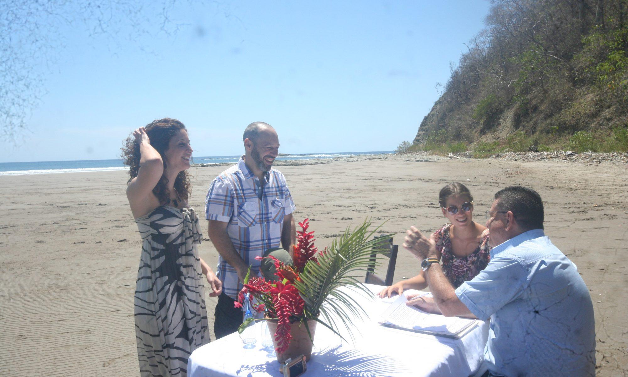 Neuigkeiten: Hochzeit am Strand Buena Vista
