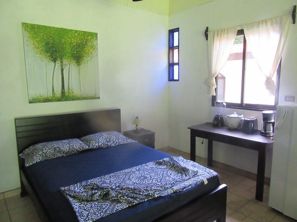 Les belles chambres de l'hôtel Costa Rica
