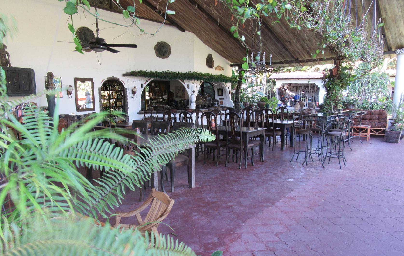 Hotel Costa Rica - Geheimtipp des Jahres, Restaurant Hotel Costa Rica, Geheimtipp des Jahres