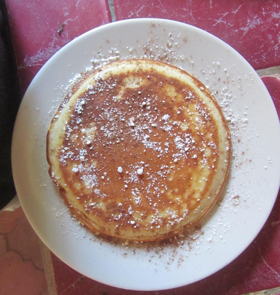 Pancake costa rica