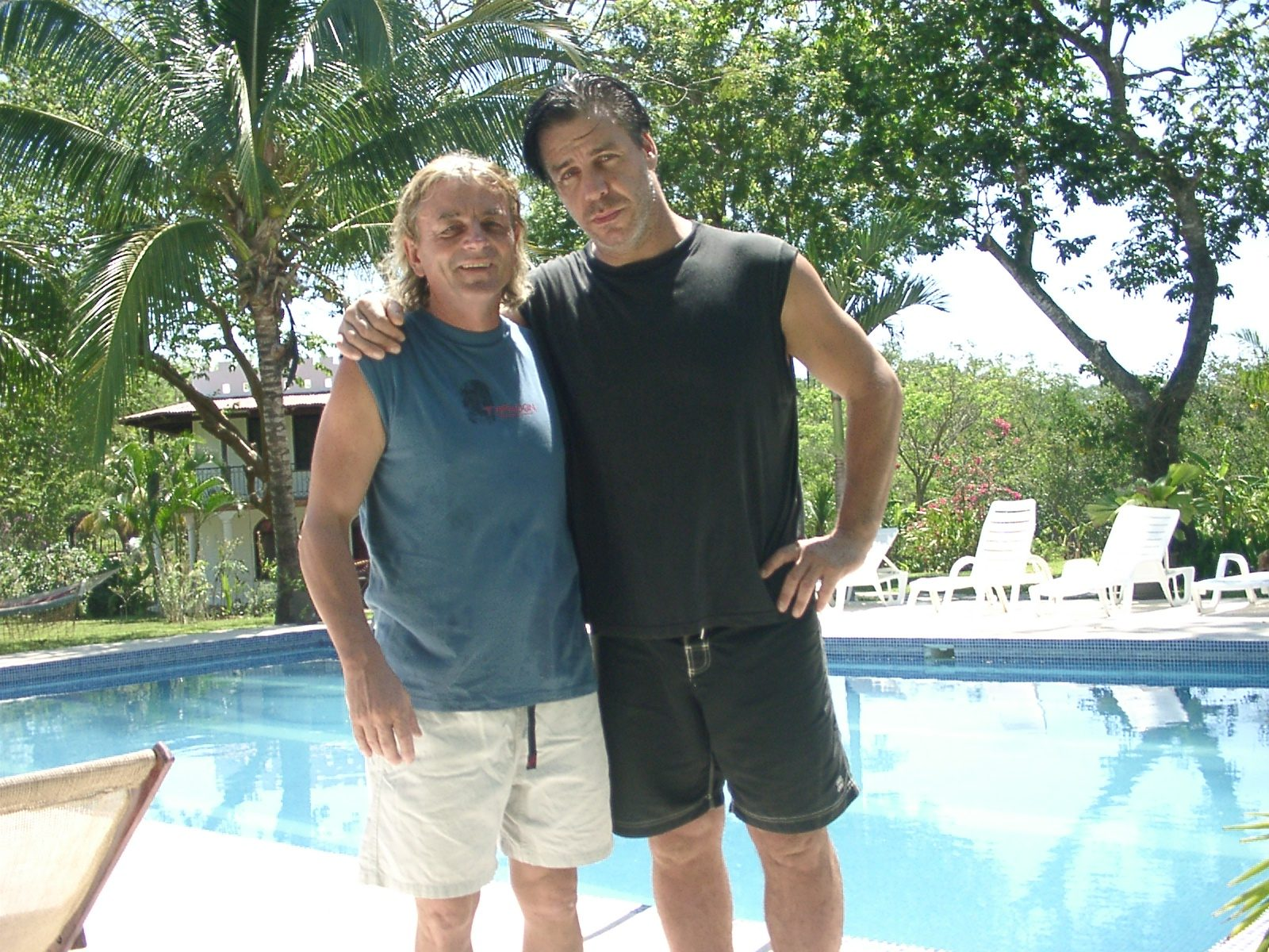 Prominente Gäste im Hotel Costa Rica