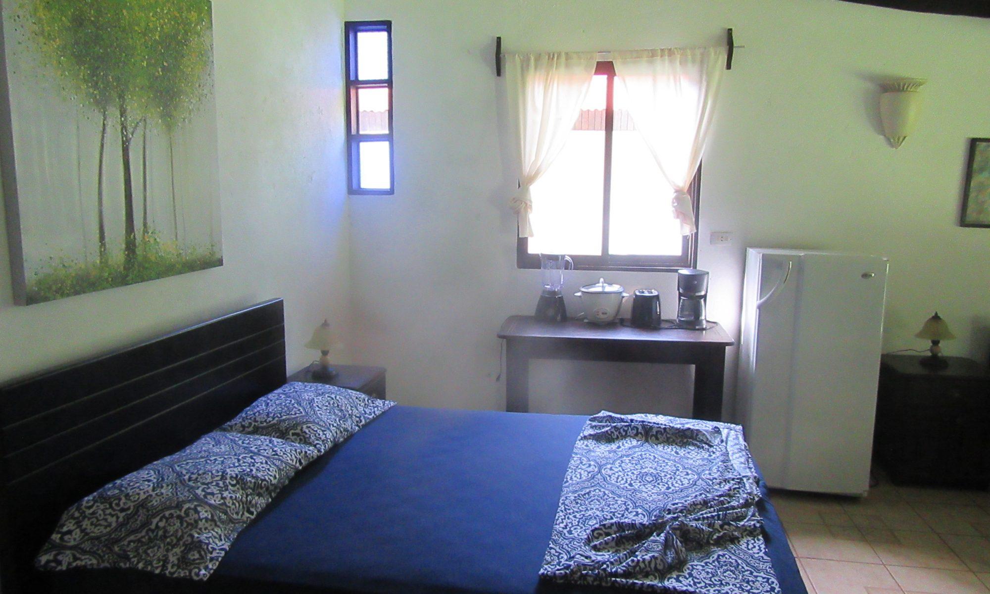 Doppelbett Apartment Paraiso del Cocodrilo