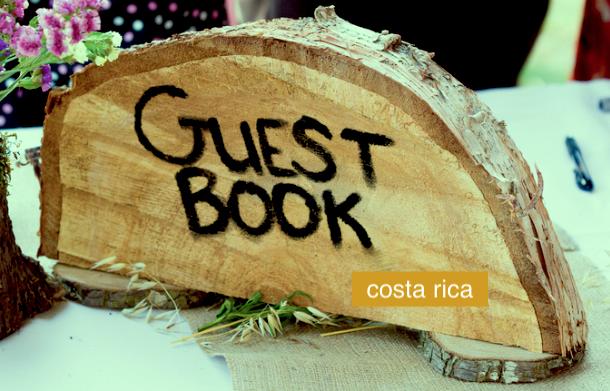 Gästebuch Costa Rica