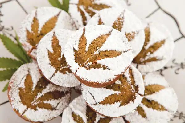 Cookies für die Cannabis Konsumenten