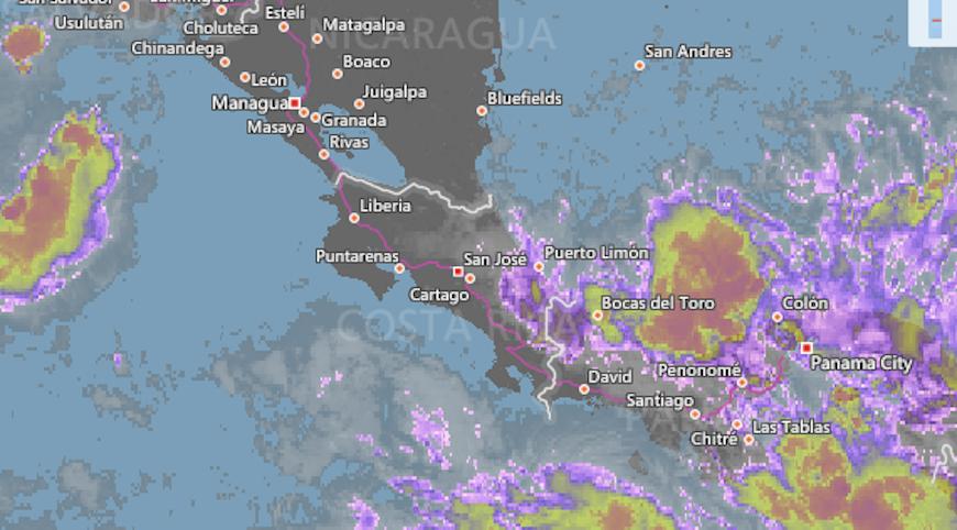 Costa Rica Wetter im Oktober