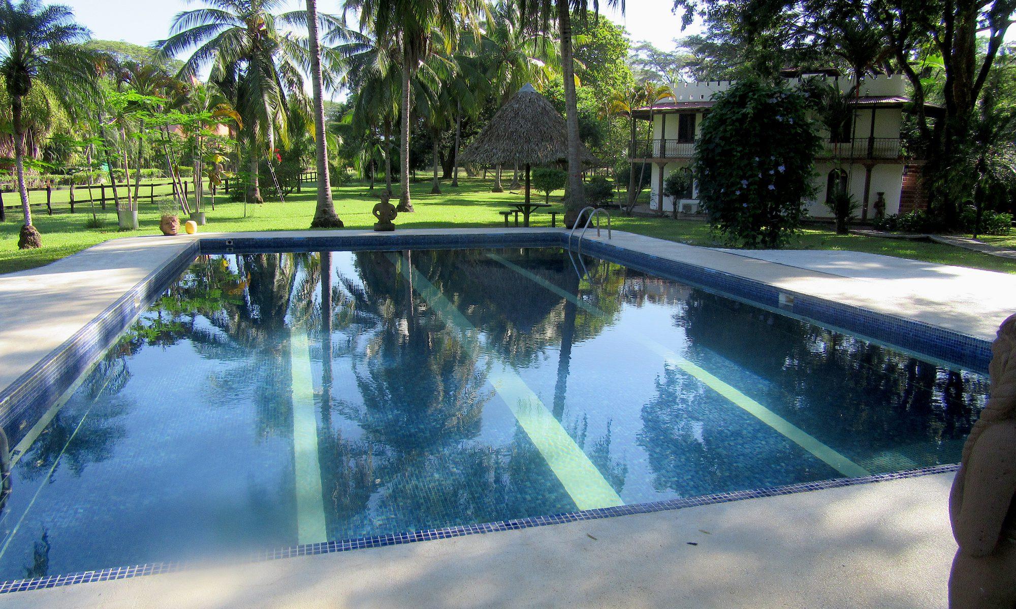 Hotel mit Schwimmbad
