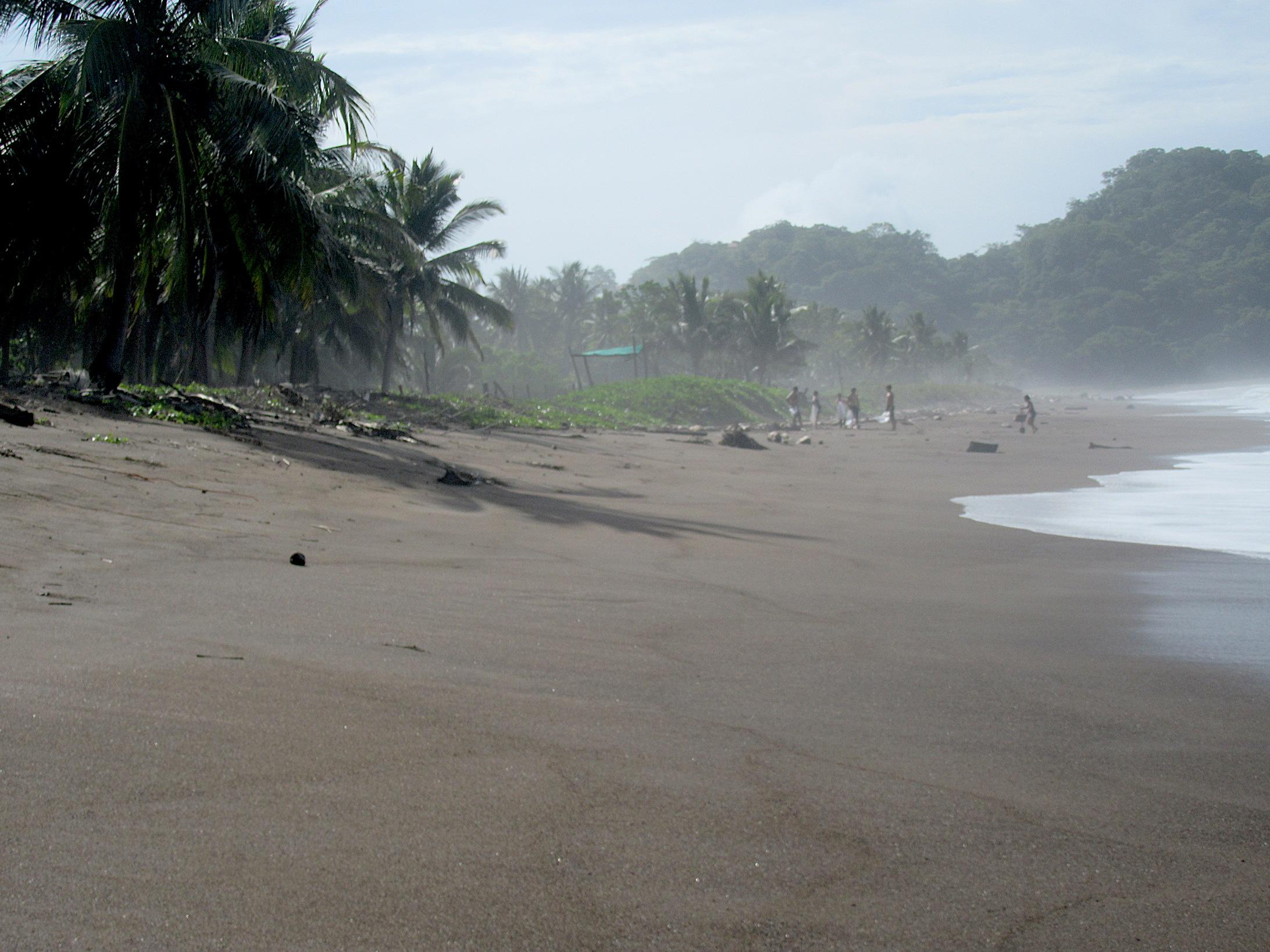 Wetter heute am Playa Buena Vista Samara