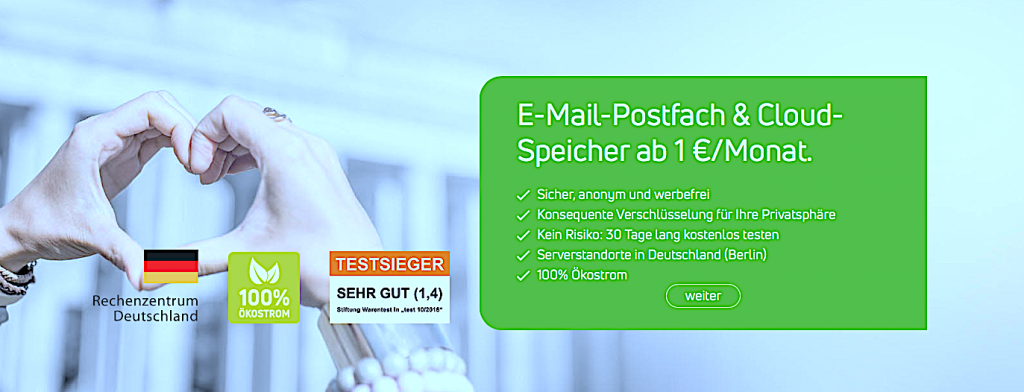 mail provider